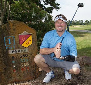 Larry Alford The One-Armed Bandit Golf Academy